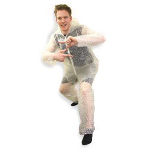 Bubble Wrap Costume