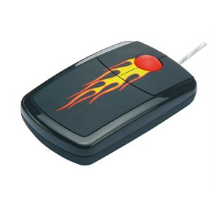 Hot Rod Optical Mouse Pat Says Now