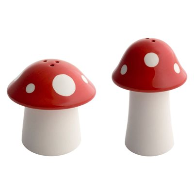 Salt and Pepper Mushroom Set
