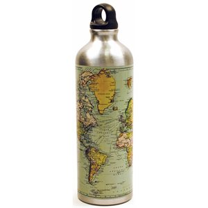 Man of the World Water Bottle