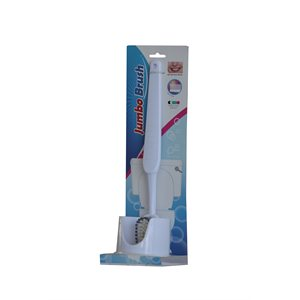 Art de Toilette Jumbo Brush-White