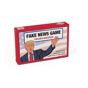 True or Fake News Game-Trump Edition