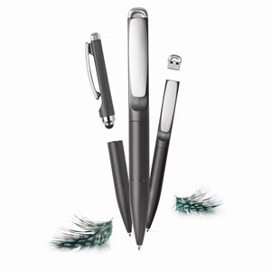Stylo 3 in 1 pen-Black