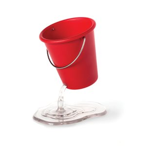 Desk Bucket-Red