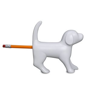 Sharp End White Dog Sharpener