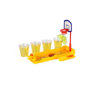 Hoops Shots Travel Drinking Game