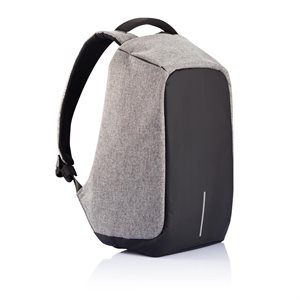 Bobby anti-theft backpack-Grey