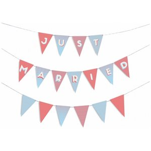 Wedding Party Flags